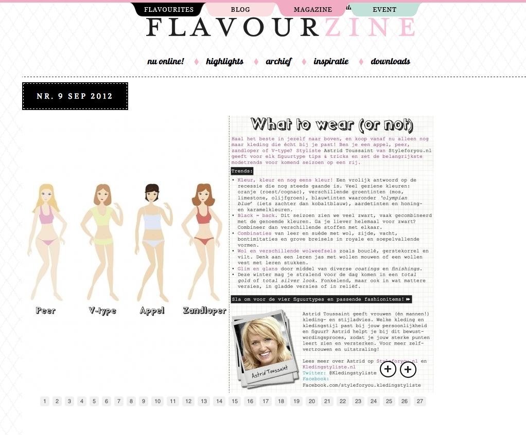 Nr. 9 sep 2012 | FlavourZine blz2