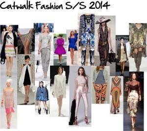 Lookbook trends zomer 2014