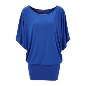 wehkamp brooker-jurk-kobaltblauw