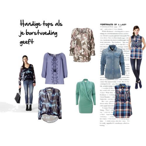 blouses borstvoeding