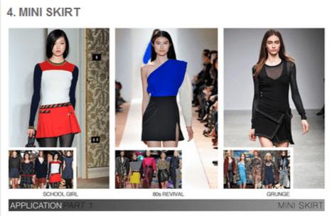 WeConnectFashion Trends  WOMEN mini skirt