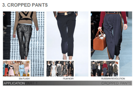 WeConnectFashion Trends  cropped pants