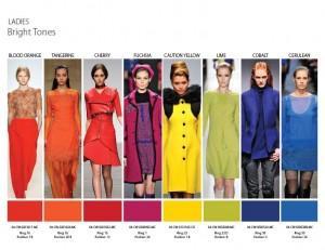 Modekleuren herfst winter 2014 2015 for Wat zijn de koele kleuren