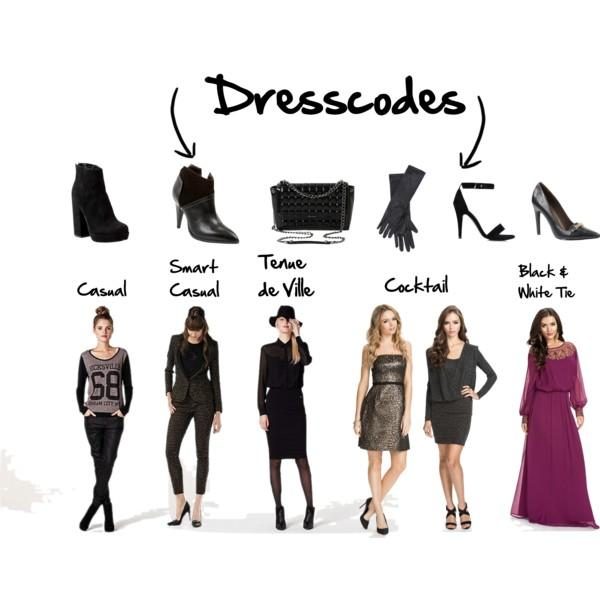 lookbook dresscodes kledingstylistenl