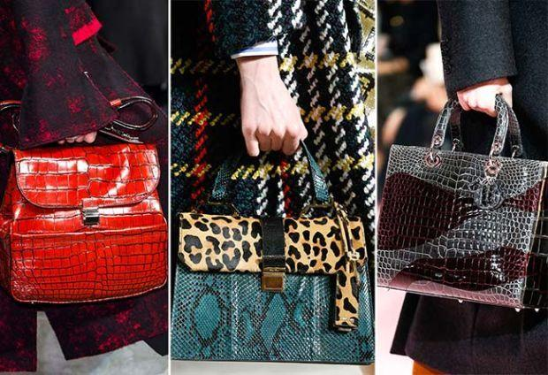 Handtassen Crinkles Winter 2015 : Trends tassen winter kledingstyliste