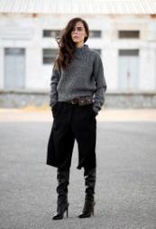 0ad8512052d Lookbook: Mode lange dames Winter 2015-2016 | Kledingstyliste.nl