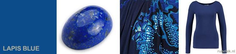 kleur lapis-blue